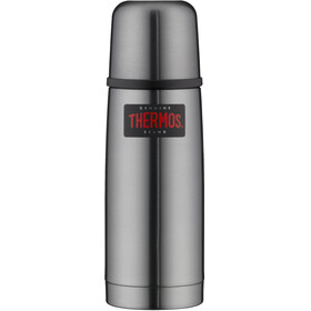 Thermos Light & Compact Drinkfles 350ml grijs